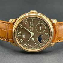 F.P.Journe Rose gold Automatic Brown 40mm new Octa