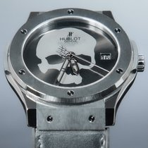 Hublot 511.CM.1110.VR.PIC12 Very good Ceramic 42mm Automatic