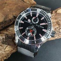 Ulysse Nardin Diver Chronometer Acier 44mm Noir