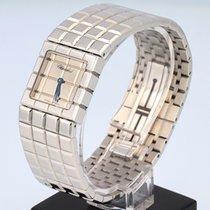 Chopard Ice Cube Ocel 22mm Stříbrná Bez čísel