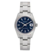 Rolex Lady-Datejust Steel 31mm Blue No numerals United States of America, Florida, Surfside