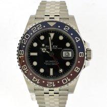 Rolex GMT-Master II Stahl 40mm Schweiz, Lausanne