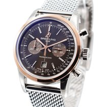 Breitling Transocean Chronograph 38 38mm Bronze United States of America, California, Beverly Hills
