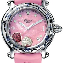 Chopard Happy Diamonds 38mm Mother of pearl United States of America, California, Beverly Hills