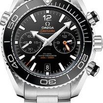 Omega 21530465101001 Acier Seamaster Planet Ocean Chronograph 45.5mm nouveau
