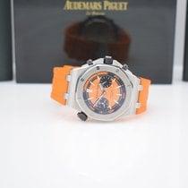 Audemars Piguet Royal Oak Offshore Diver Chronograph Staal 42mm