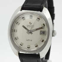 Certina DS-2 Steel 38mm Silver No numerals
