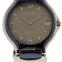 Zenith Academy Steel 34mm Champagne United States of America, New York, New York