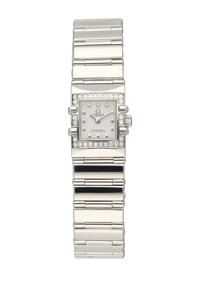 Omega Constellation Ladies 1537.71.00 pre-owned