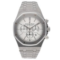Audemars Piguet 26320ST.OO.1220ST.02 Steel Royal Oak Chronograph 41mm pre-owned
