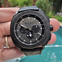 JeanRichard Carbon 44mm Automatic 60550-36-601-FK6A pre-owned United States of America, Texas, spring
