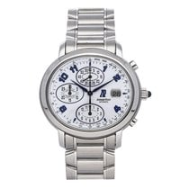 Audemars Piguet Millenary Chronograph Steel 41mm White Arabic numerals United States of America, Pennsylvania, Bala Cynwyd
