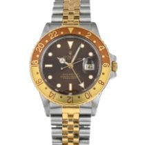Rolex GMT-Master Gold/Steel 40mm Brown No numerals United States of America, Maryland, Baltimore, MD