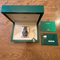 Rolex Air King Steel 40mm Black Arabic numerals United States of America, Illinois, Roselle