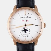 Girard Perregaux Rose gold 40mm Automatic 49535-52-151-BK6A new United Kingdom, London