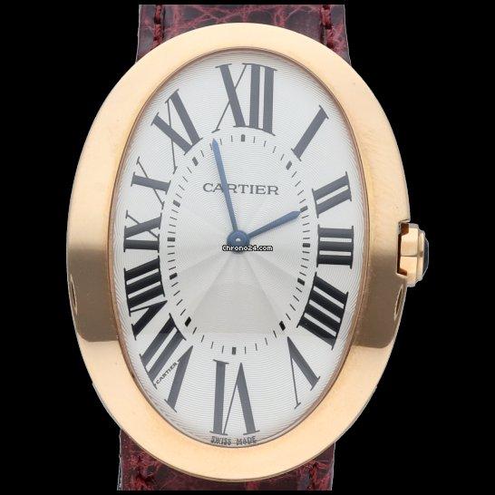 Cartier Baignoire W8000002 2013 occasion