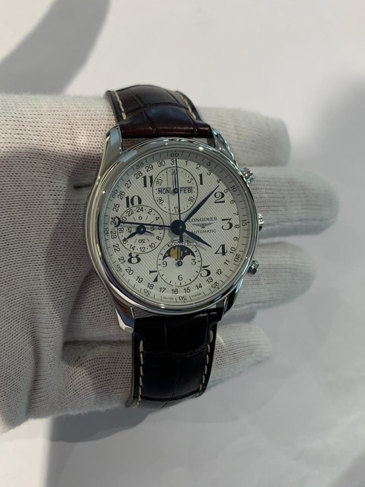 Longines Master Collection L26734783 2021 new