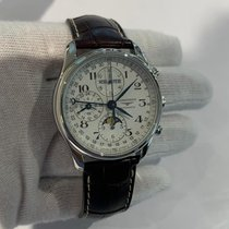 Longines Steel 40mm Automatic L26734783 new United States of America, Iowa, Des Moines