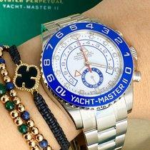 Rolex Yacht-Master II 116680 Nuevo Acero 44mm Automático