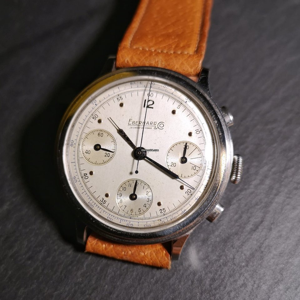 Eberhard & Co. Extra-Fort Eberhard 16000 1930 pre-owned