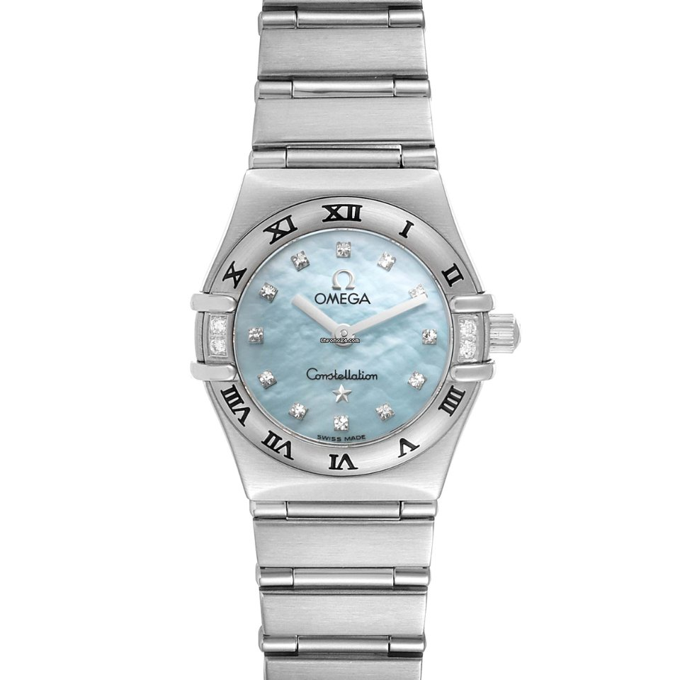 Omega Constellation Ladies 1567.86.00 pre-owned