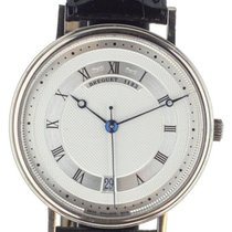 Breguet Classique White gold 35mm Silver United States of America, Illinois, BUFFALO GROVE