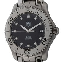 TAG Heuer Link Quartz Steel 39mm Black United States of America, Texas, Austin