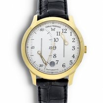Carlo Ferrara Yellow gold 39mm Automatic pre-owned United States of America, California, Los Angeles