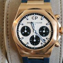 Girard Perregaux Laureato 81020-52-432-BB4A Mai indossato Oro rosa Automatico Italia, Coriano