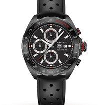 TAG Heuer Formula 1 Calibre 16 Steel 44mm Black Arabic numerals United States of America, New York, New York