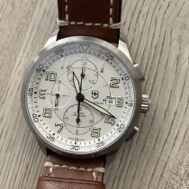 Victorinox Swiss Army Steel 42mm Automatic 241598 pre-owned United States of America, Michigan, White Lake