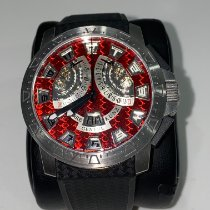Pierre Kunz Steel 44 mmmm Automatic G403 pre-owned United States of America, Florida, boynton beach