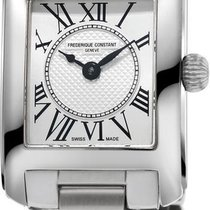 Frederique Constant 200MC16B Steel Classics Carree Ladies new