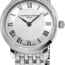 Frederique Constant Slimline Mini new Watch with original box and original papers 200MCS6B