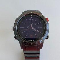 Garmin Titanium 46mm Quartz 010-02006-01 pre-owned