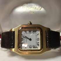 Cartier Santos Dumont new 1980 Quartz Watch only 8107