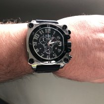 Offshore Limited Steel 48mm Quartz OFF 007 pre-owned