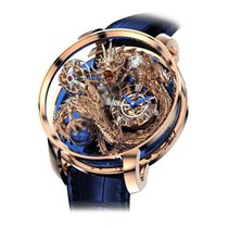 Jacob & Co. Astronomia Rose gold 47mm Blue