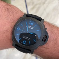 Panerai PAM 01661 Karbon 2020 Luminor Marina Automatic 44mm ikinci el