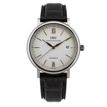 IWC Steel 40mm Automatic IW356517 pre-owned