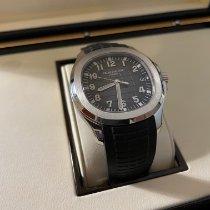 Patek Philippe Aquanaut Steel 40mm Black Arabic numerals