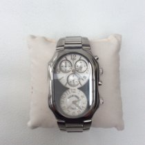 Philip Stein usados Cuarzo 50mm Blanco Cristal mineral 5 ATM
