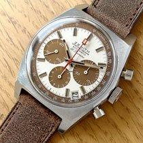 Zenith El Primero Chronograph Acero 37mm Marrón Sin cifras España, Madrid