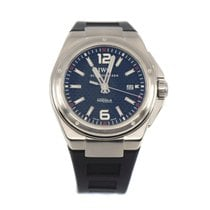 IWC Ingenieur Automatic Steel 46mm Black Arabic numerals United States of America, New York, New York
