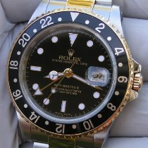 Rolex GMT-Master II Gold/Steel 40mm Black No numerals United States of America, Pennsylvania, HARRISBURG