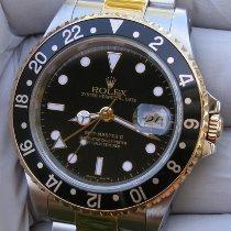 Rolex GMT-Master II Gold/Steel 40mm Black No numerals United States of America, Pennsylvania, HARRISBURG