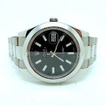 Rolex Datejust II Acero 41mm Negro España, Los Barrios