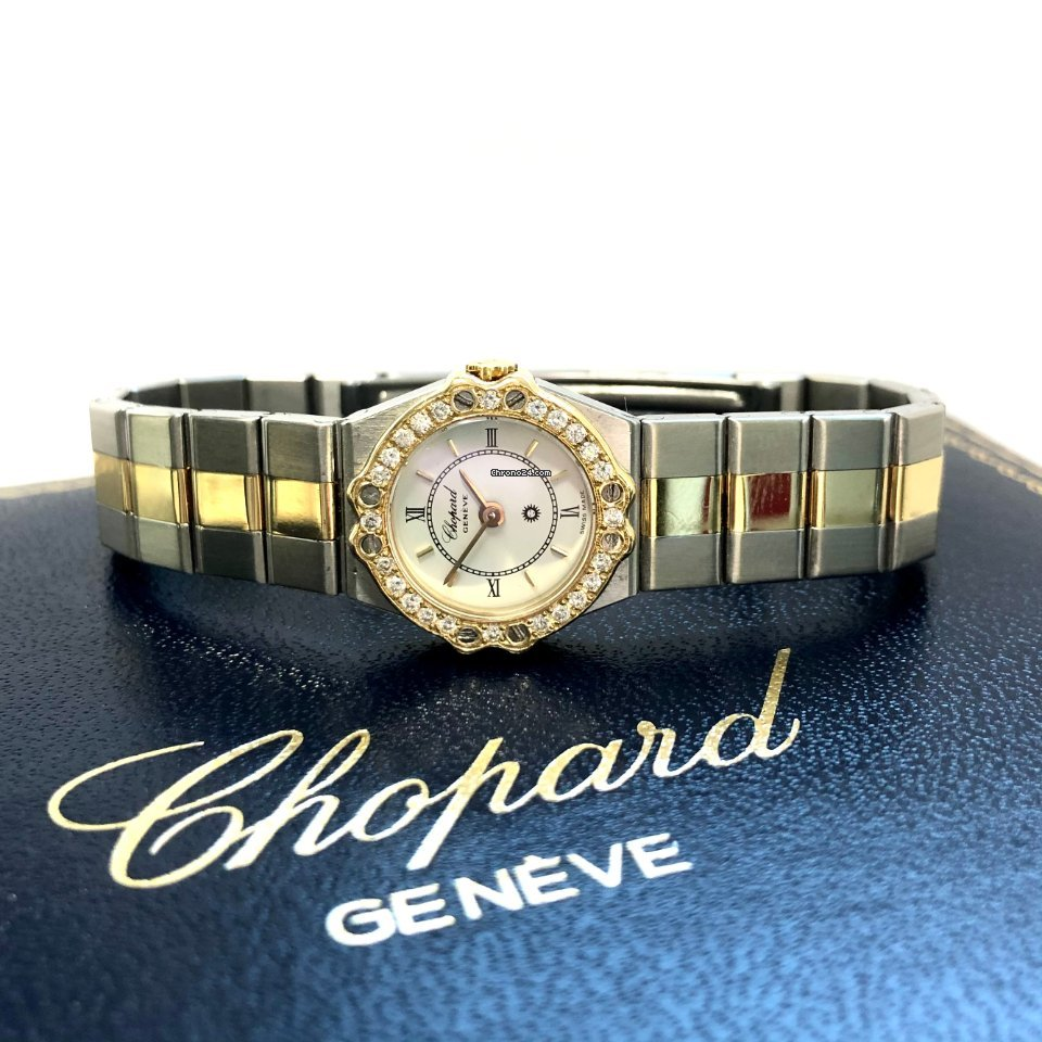 Chopard St. Moritz pre-owned