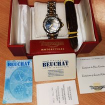 Beuchat Steel 38mm Automatic pre-owned