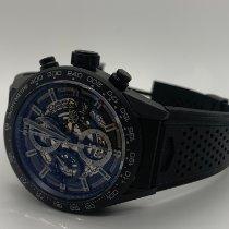 TAG Heuer Carrera Calibre HEUER 01 Ceramic 45mm Black No numerals United States of America, Texas, Dallas